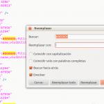 Reemplazar colores o tipografías en Inkscape